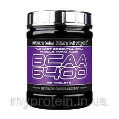 Scitec Nutrition Бца BCAA 6400 (125 tab)