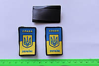 Магнит с символикой Украина