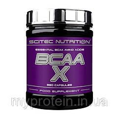 Scitec Nutrition Бца BCAA X (330 caps)