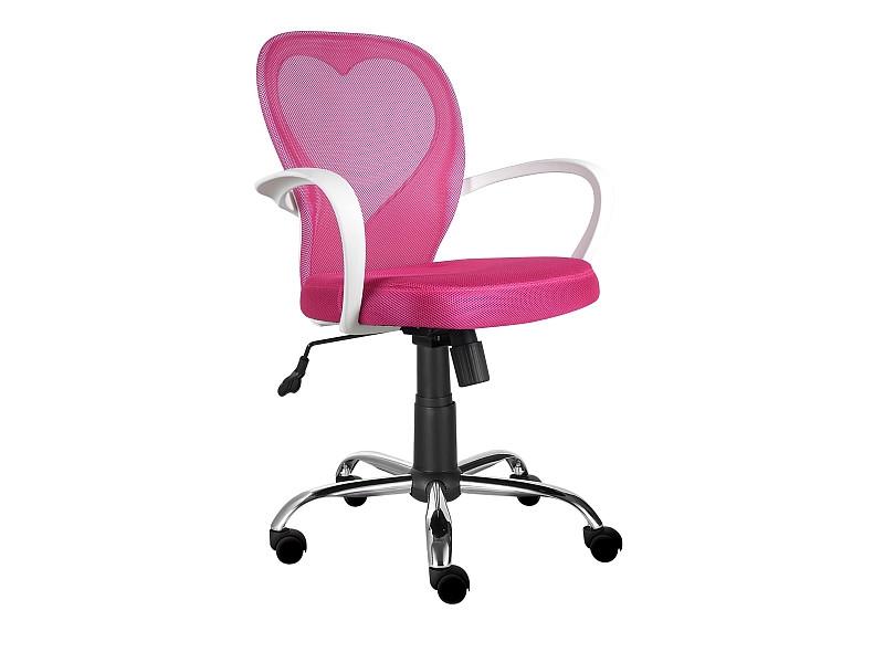 Кресло компьютерное DAISY розовый (Signal)