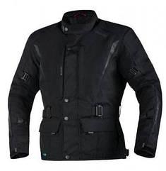 Мотокуртка текстильна Ozone Traker (Black)