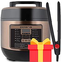 Мультиварка-скороварка с давлением Polaris PPC 1005AD + Подарок