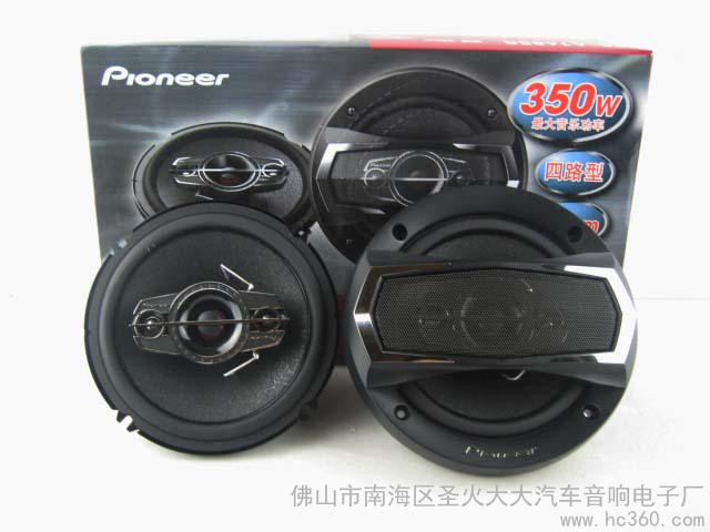 ДИНАМІКИ Pioneer TS-A1685S (400W) 16см