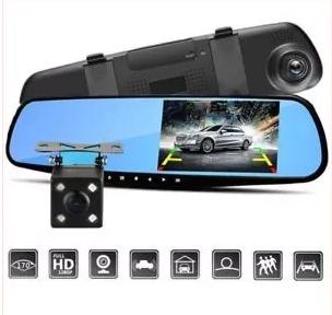 Видеорегистратор Зеркало с камерой заднего вида. (Vehicle BlackBox DVR)