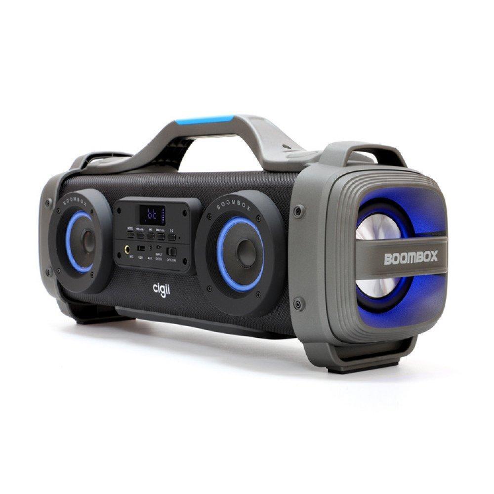 Колонка Boombox Speaker SH01 + FM Radio + USB + Memory + AUX IN