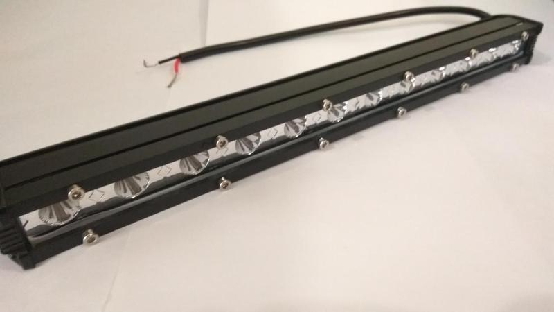 Светодиодная Балка LED балка K01 (RCJ-7729036) 36W  дополнительное освещение