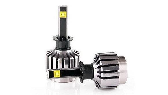 LED лампы в фары H1 Ксенон