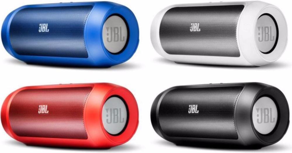 Беспроводная Bluetooth FM колонка  JBL Charge 2