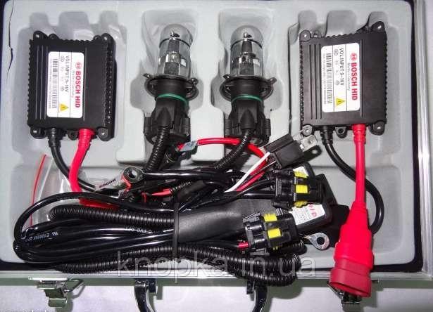 Комплект Биксенона 55W Би-ксенон Bosch H4 4300K