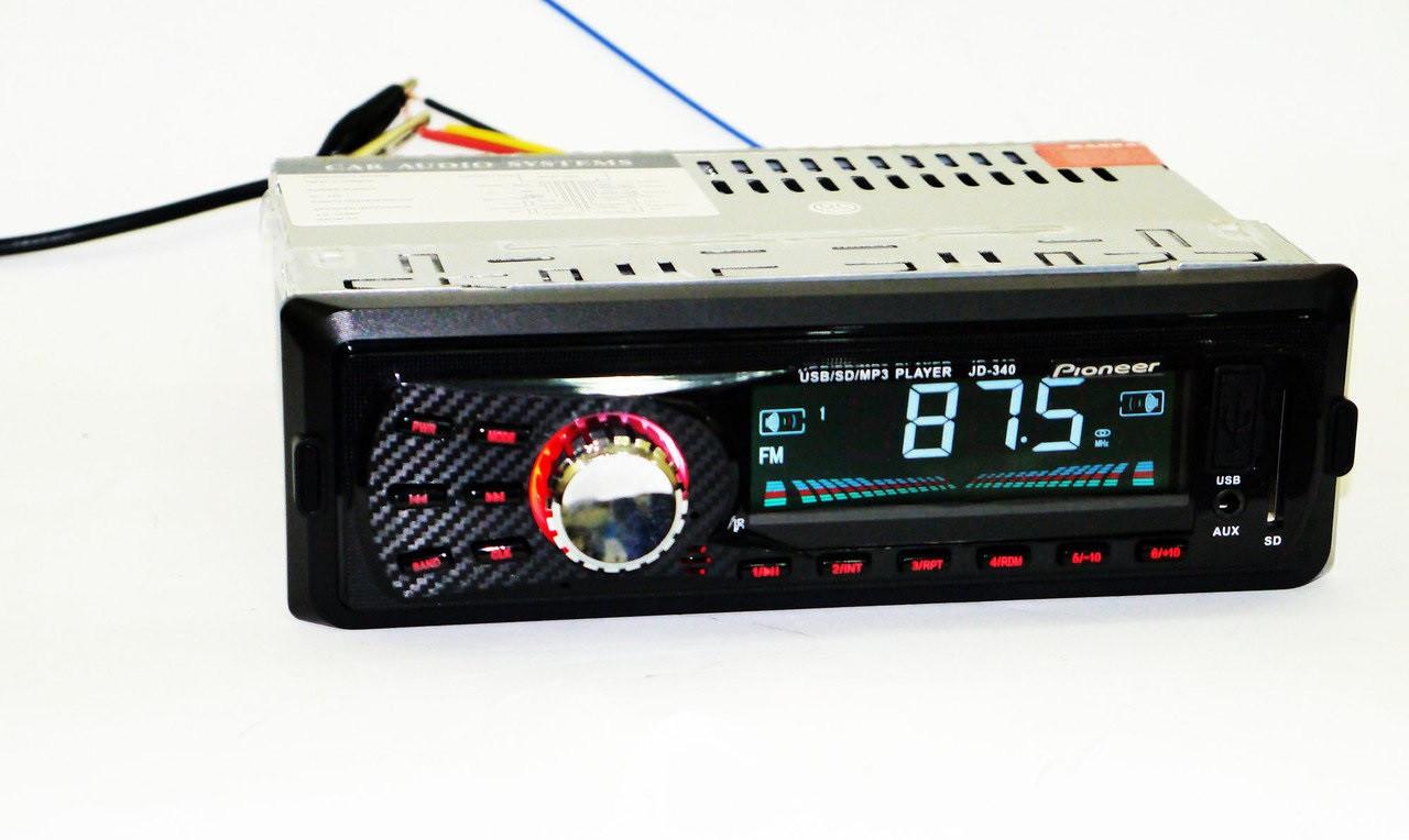 Магнитола для автомобиля Pioneer 340