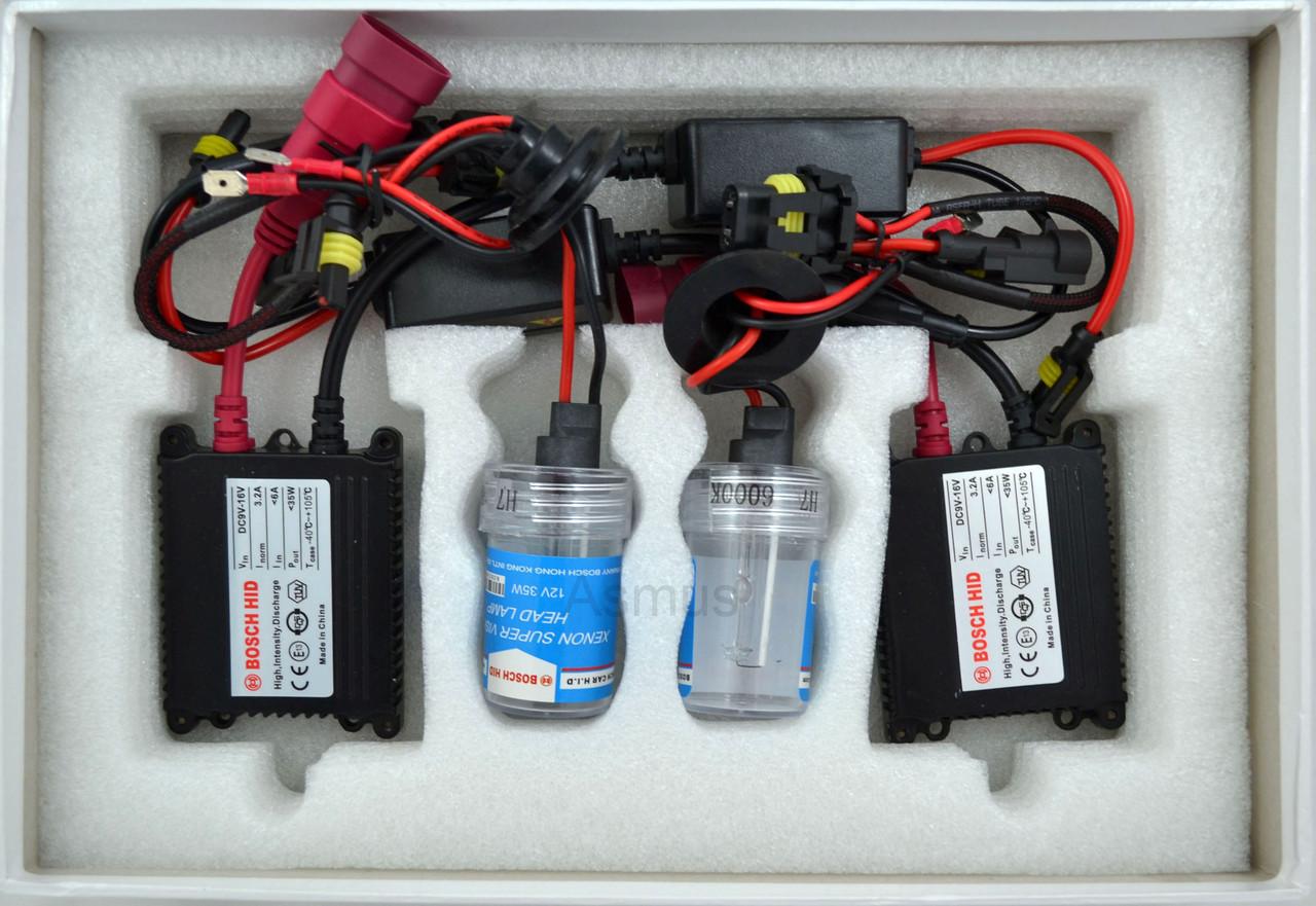 Комплекты ксенонов Bosch H4  5000K XENON Комплект
