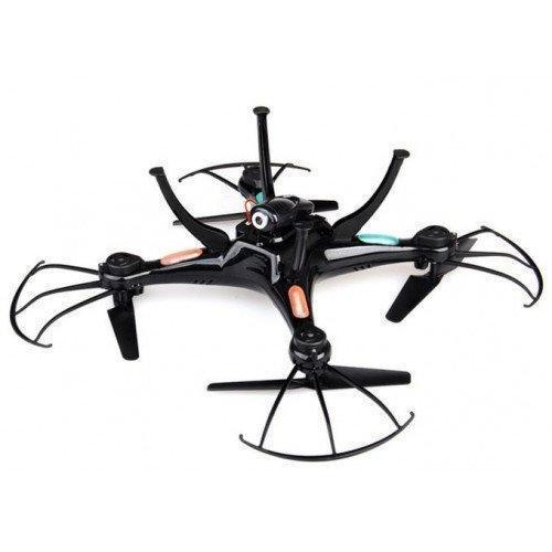 Квадрокоптер с камерой  X5SW-1 c WiFi