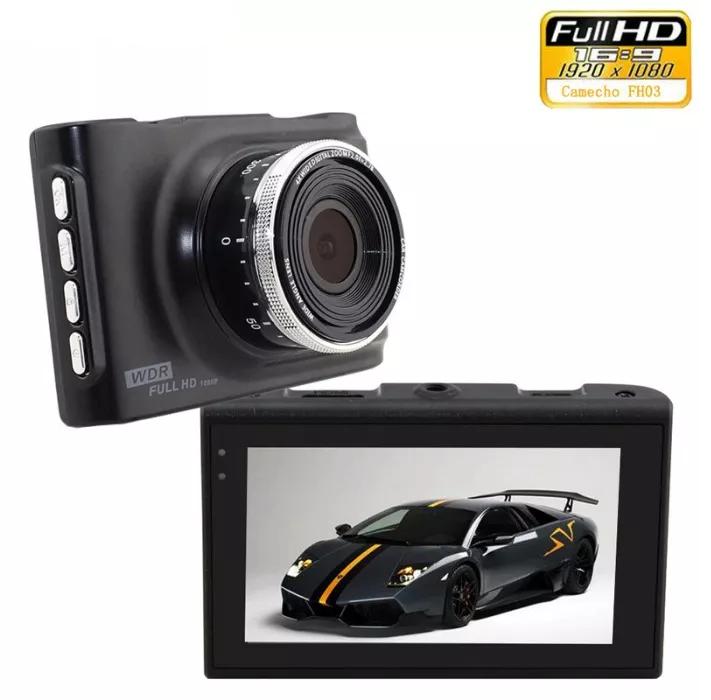 Автомобильный Видеорегистратор T612/FH03S DVR Novatek 96650 FullHD