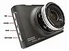 Автомобильный Видеорегистратор T612/FH03S DVR Novatek 96650 FullHD, фото 2