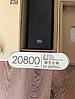 Павер банк  Xiaomi 20800/10400 ! Power Bank Mi/ Внешний Аккумулятор, фото 6