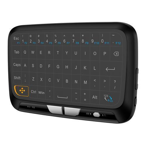 Мини версия беспроводной клавиатура с подсветкой H18