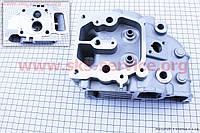 Головка блока голая Витязь/КАМА (3 болта) двигателя мотоблока – 186F