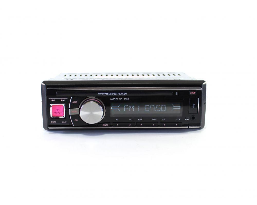Автомобильная Магнитола 1093 Pioneer съемной панелью MP3