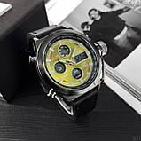 AMST Black-Green Black Wristband, фото 4