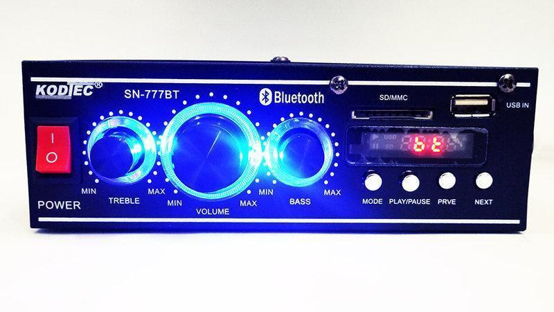 "Усилитель звука Ailiang SN-777BT ""Bluetooth"" (Стерео підсилювач)"