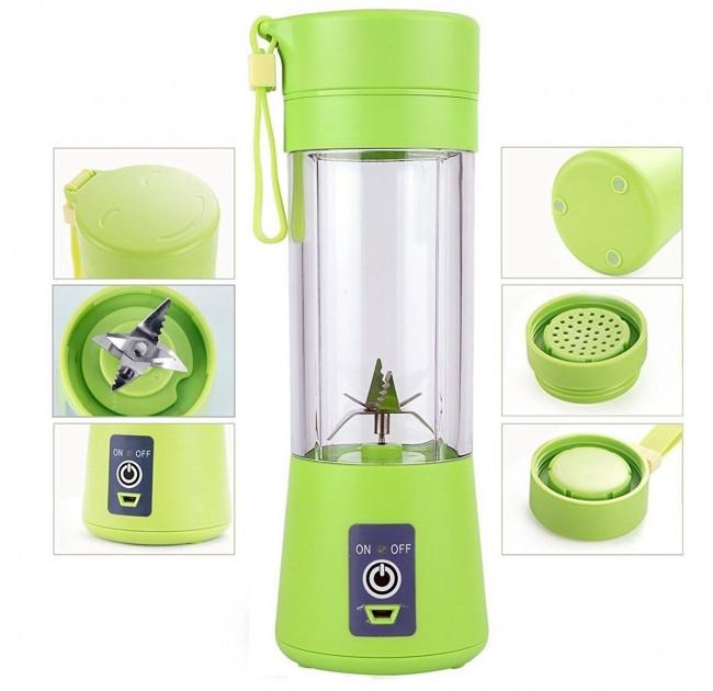Блендер Smart Juice Cup с аккумулятором