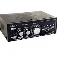 Підсилювач звуку SONY AK-699D  (пульт ДУ и FM) Усилитель звука