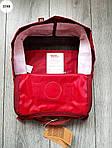 Рюкзак шведской марки  Kanken Fjallraven (бордовый) 337KN, фото 6
