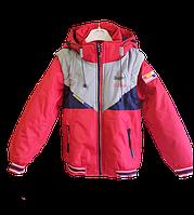 Куртка для мальчика  на 2,3,4,5,6,7,8 лет ( 92,98,104,110,116,122 см)
