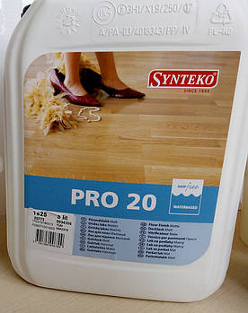 Лак Synteko Pro 20, каністра 5л