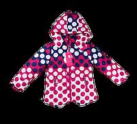 Куртка  для девочки на 4,6,8,10,12 лет (от 96 см до 145 см)