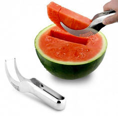 Нож-щипцы  для нарезания арбуза и дыни Watermelon Slice (00025)
