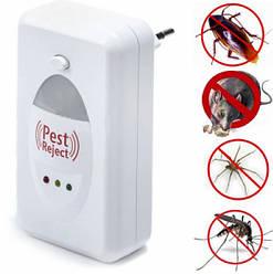 Универсальный отпугиватель грызунов и насекомых Pest Reject (001210)