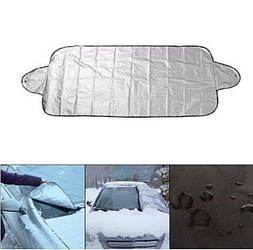 Накидка-чехол Термопак на лобовое стекло автомобиля (021001)