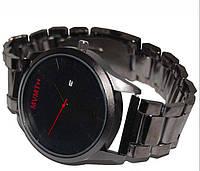 Мужские наручные часы mvmt с датой на браслете (061001)