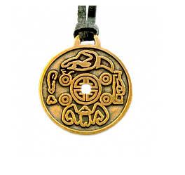 Амулет MAG Корейская счастливая монетка (014001)