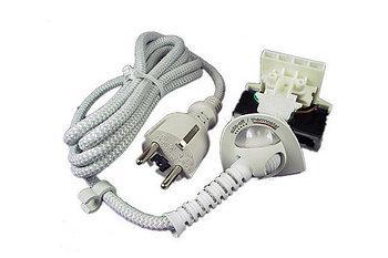 Мережні шнури для прасок та парогенераторів