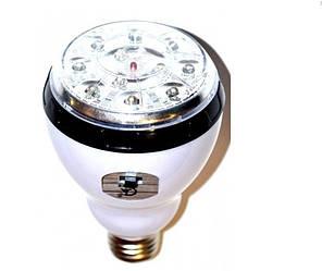 Лампа светодиодная Junai JA-219 со встроенным аккумулятором Черная (020203)