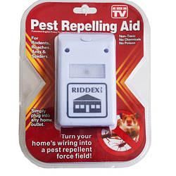 Отпугиватель грызунов, насекомых, тараканов Riddex (001211)