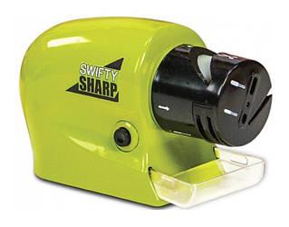 Беспроводная универсальная ножеточка Swifty Sharp Motorized Knife Sharpener (020301)