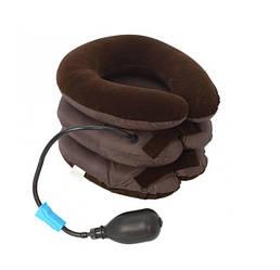Надувной ортопедический воротник для шеи Ting Pai (03040)