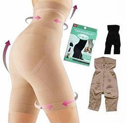 Утягивающее женское белье для коррекции фигуры California Beauty Slim размер XXL (00004)