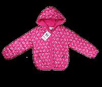 Куртка для девочек весенняя на 3,5,6,8 лет (рост 92,98,104,110,116,122,128,134 см)