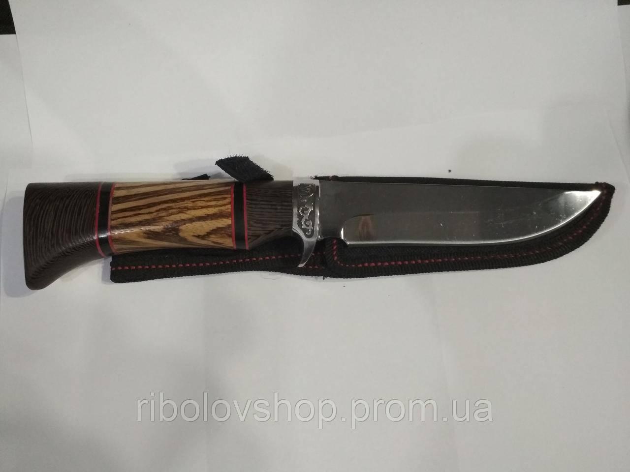 Оригинальный охотничий, туристичиский, рыбацкий нож