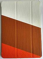 "Чохол-книжка ""Smart Cover"" iPad Air (white\brown\orange)"