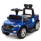 Каталка-Толокар Ford Ranger M 3575ELS-4 кожаное сиденье аккумулятор автопокраска, фото 5