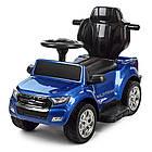 Каталка-Толокар Ford Ranger M 3575ELS-4 кожаное сиденье аккумулятор автопокраска, фото 6