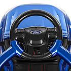 Каталка-Толокар Ford Ranger M 3575ELS-4 кожаное сиденье аккумулятор автопокраска, фото 8