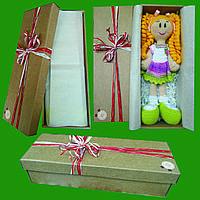 Коробки, упаковка из крафт-картона, фото 1