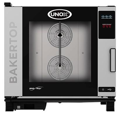 Печь пароконвекционная Unox XEBC06EUE1R (линия ONE) (БН)
