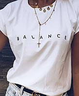 """Женская футболка """"Balance"""", фото 1"""